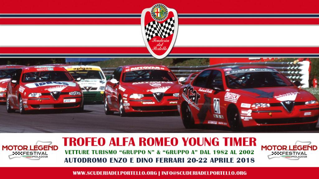 TROFEO ALFA ROMEO YOUNG TIMER