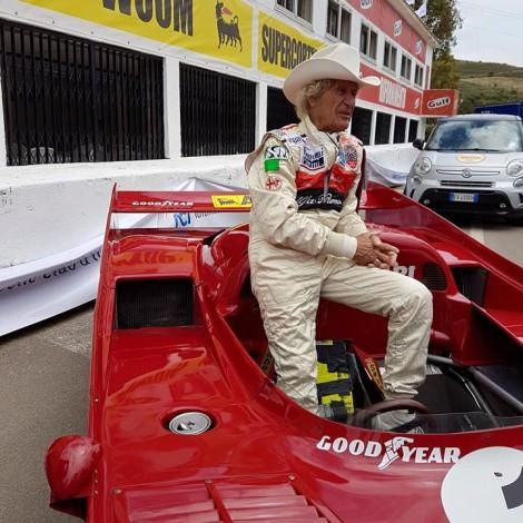 Targa Florio, Alfa Romeo 33, Arturo Merzario