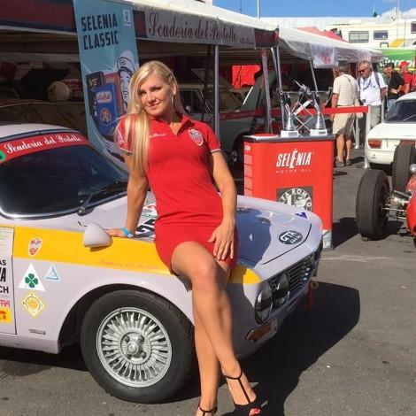 "46^ AvD-Oldtimer-Grand-Prix, Nürburgring: Lena, la bellissima ""Portellina"""