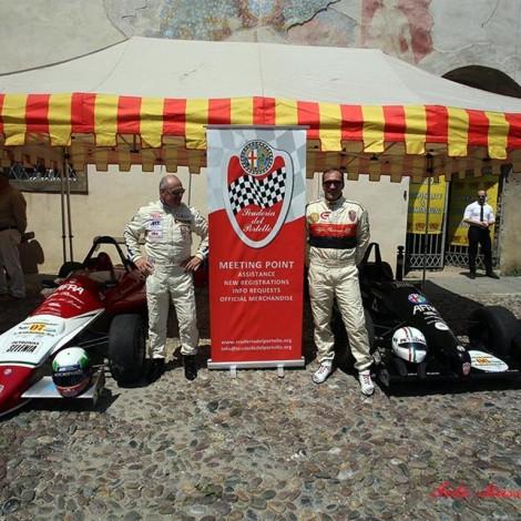 GP Bergamo Historic 2017, Eugenio Mosca, Alessandro Morteo