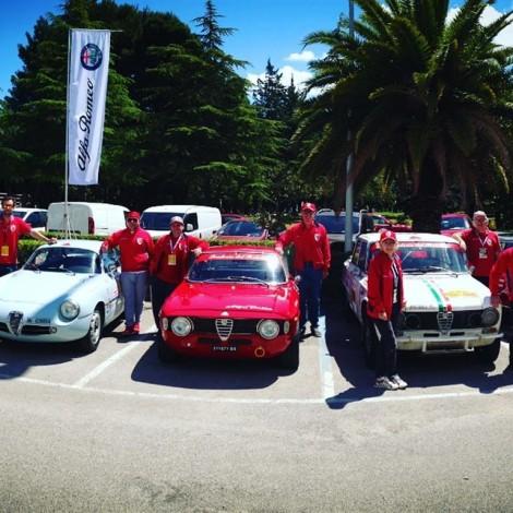 Targa Florio 2017, Scuderia del Portello's crews and staff