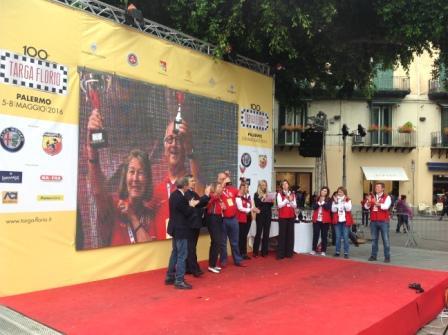 Targa Florio Classic, Scuderia del Portello Belgio, 3 classificato