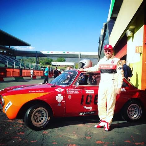 Mugello, Renato Ambrosi, Campionato Italiano Autostoriche