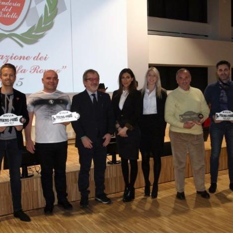 Alfa Romeo Champions Award Ceremony, Club Switzerland