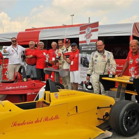 Monza 2017, Campionato Italiano Autostoriche: the triumph of the Scuderia del Portello.
