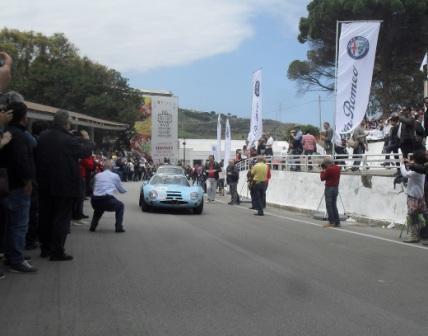 Targa Florio, Alfa Romeo TZ2