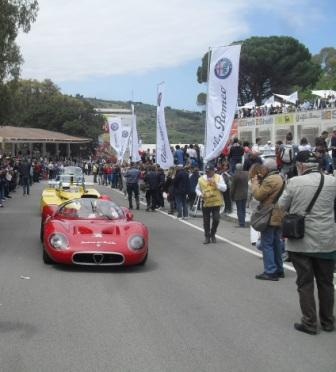 Targa Florio, Alfa Romeo 33 Fléron