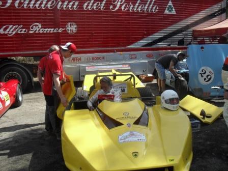 Targa Florio, Gian Luigi Picchi