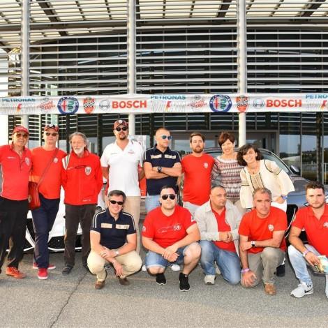 Vallelunga - Scuderia del Portello, Cuore Sportivo Lazio and Heritage FCA, organizers of the event